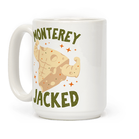 Monterey Jacked Coffee Mug