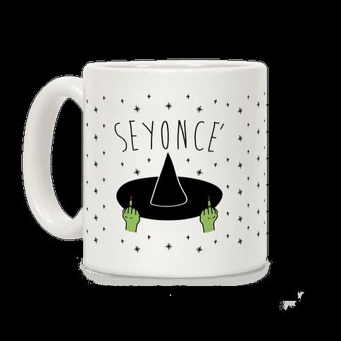 Seyonce' Parody Coffee Mug