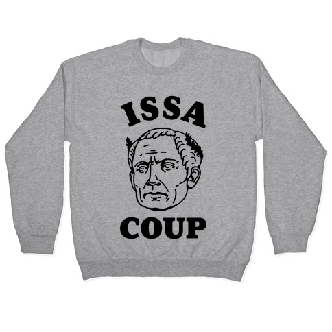 Issa Coup Pullover