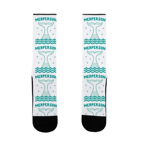 Merperson Sock