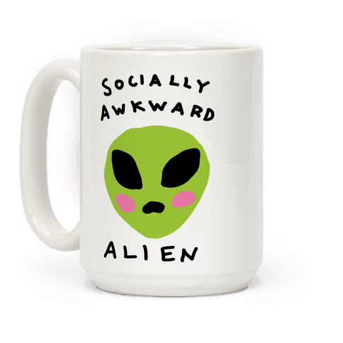 Socially Awkward Alien