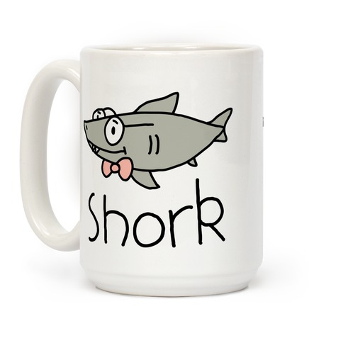 SHORK Coffee Mug