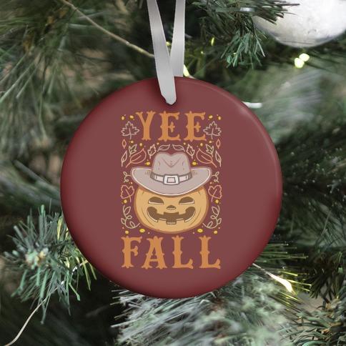 Yee Fall Ornament