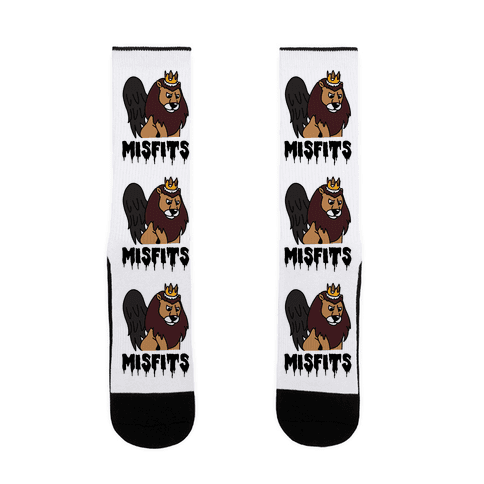 Misfits Moonracer Sock