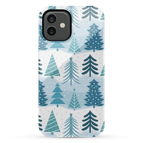 Christmas Tree Pattern Phone Case