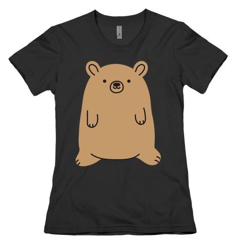 Fat Bear Womens T-Shirt