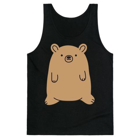 Fat Bear Tank Top