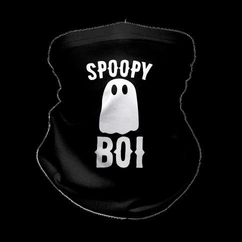 Spoopy Boi Neck Gaiter