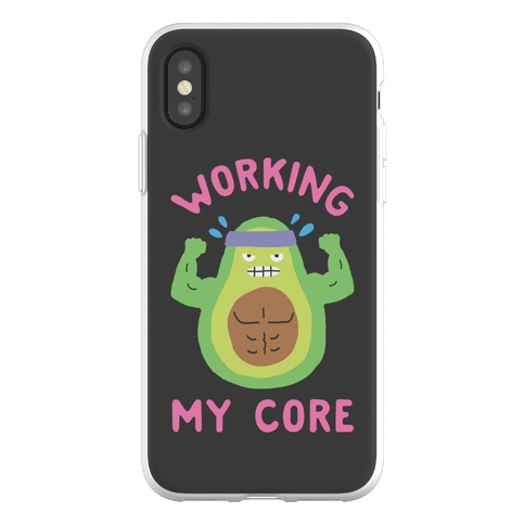 Working My Core Phone Flexi-Case