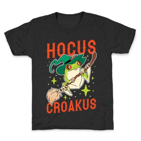 Hocus Croakus Kids T-Shirt