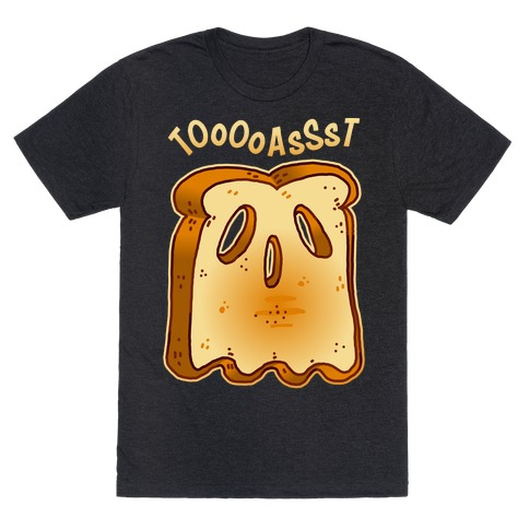 Toast Ghost T-Shirt