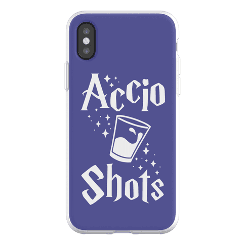 Accio Shots Phone Flexi-Case