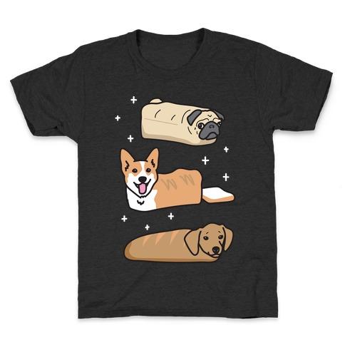 Dog Breads Kids T-Shirt