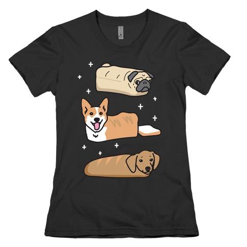 Dog Breads Womens T-Shirt