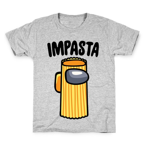 Impasta Parody Kids T-Shirt