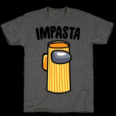 Impasta Parody Mens/Unisex T-Shirt