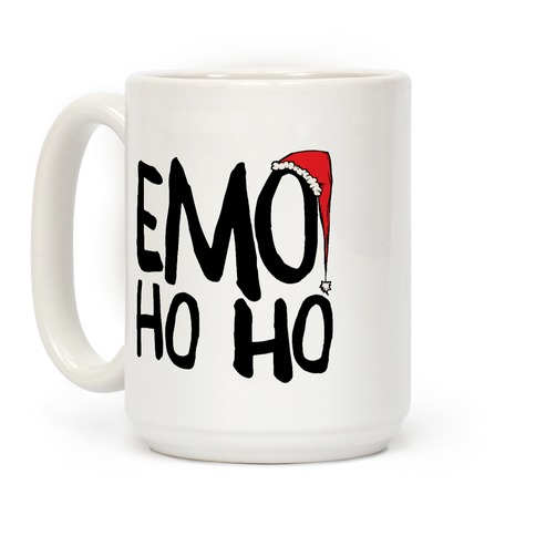 Emo Ho Ho Coffee Mug