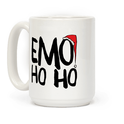Emo Ho Ho Coffee Mug