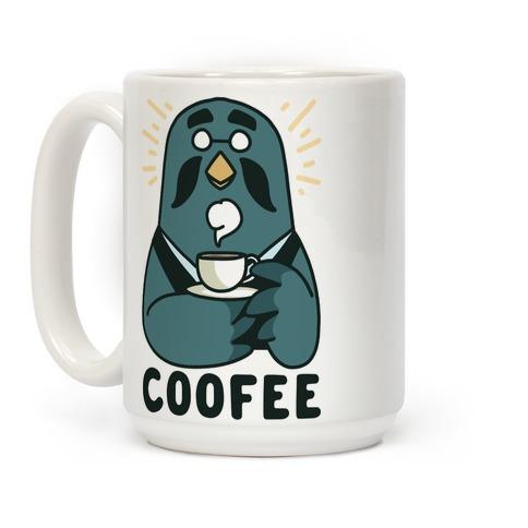 Coofee - Animal Crossing Coffee Mug