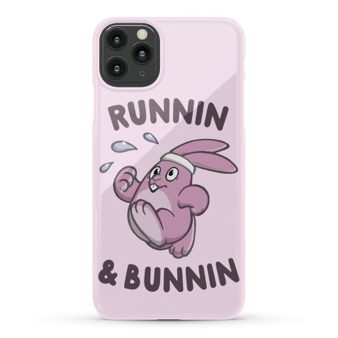 Runnin' And Bunnin' Phone Case