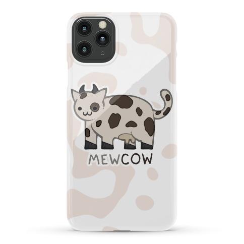 Mew Cow Phone Case