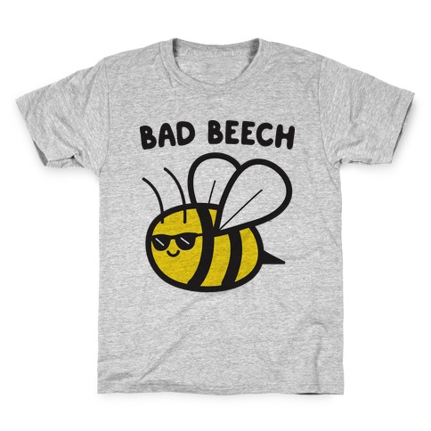 Bad Beech Bee Kids T-Shirt