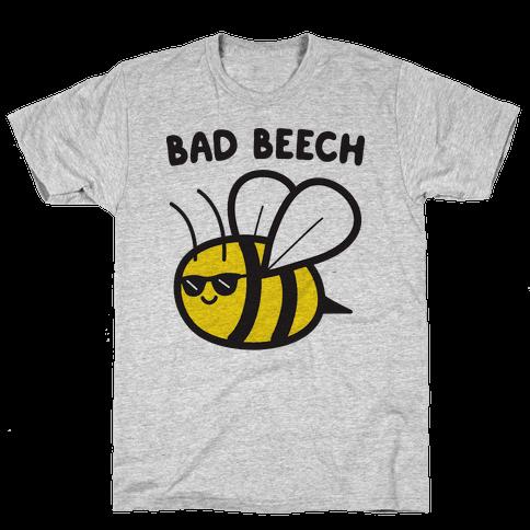 Bad Beech Bee Mens/Unisex T-Shirt