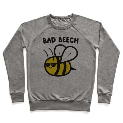 Bad Beech Bee Pullover