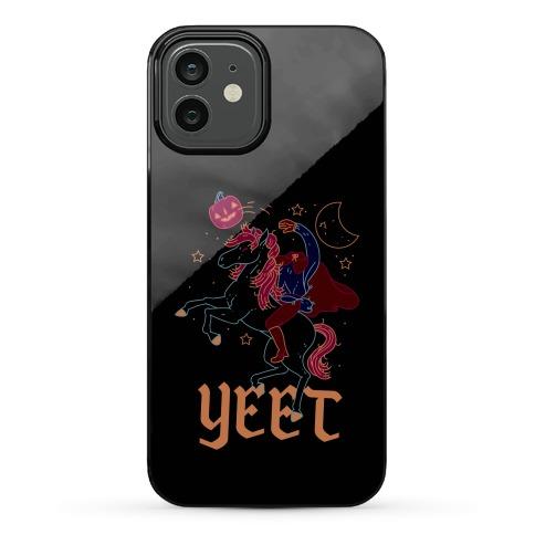 Yeetless Horseman Phone Case