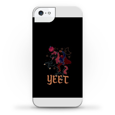 Yeetless Horseman Phone Case