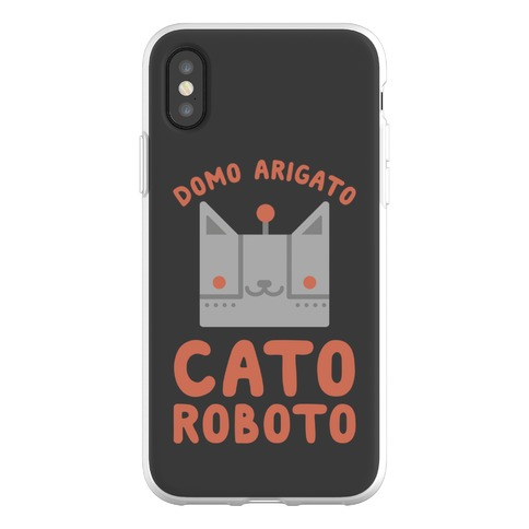 Cato Roboto Phone Flexi-Case