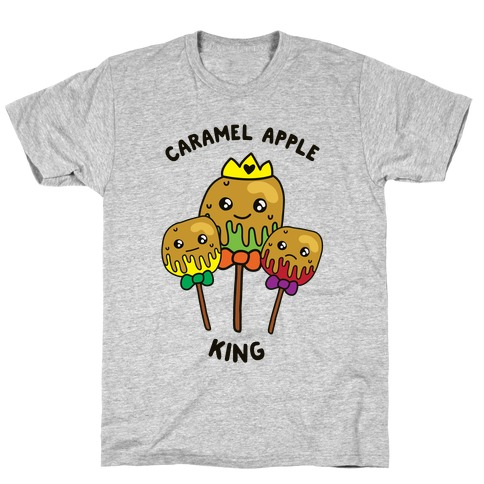 Caramel Apple King T-Shirt