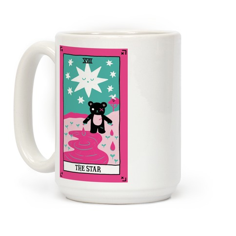 Creepy Cute Tarots: The Star Coffee Mug