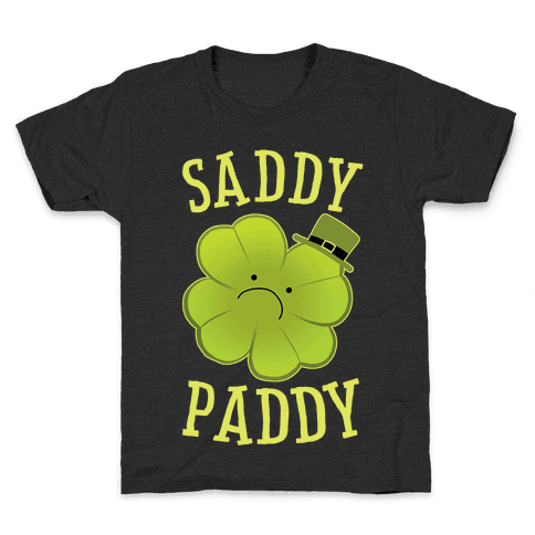 Saddy Paddy Kids T-Shirt