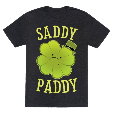 Saddy Paddy T-Shirt