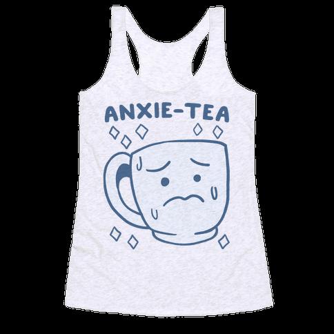 Anxietea Racerback Tank Top