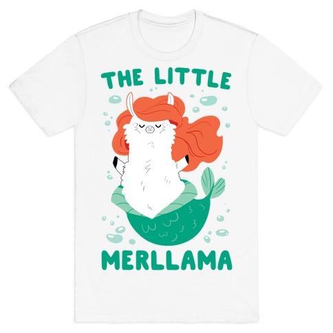 The Little Merllama T-Shirt