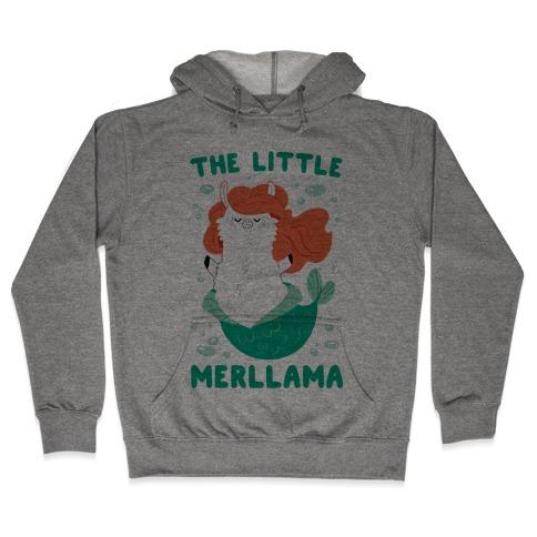 The Little Merllama Hooded Sweatshirt