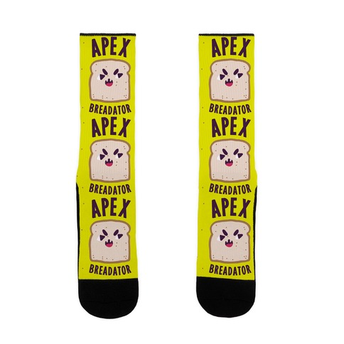 Apex Breadator  Sock
