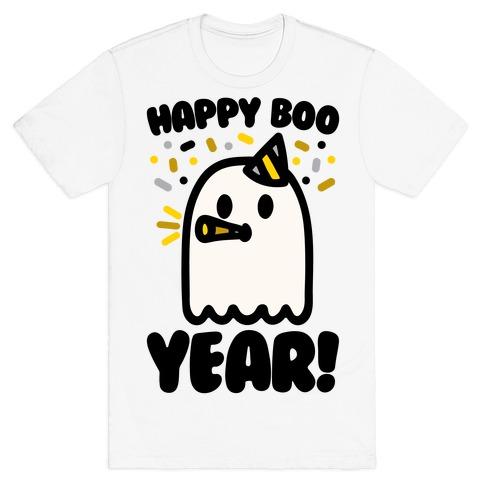 Happy Boo Year T-Shirt