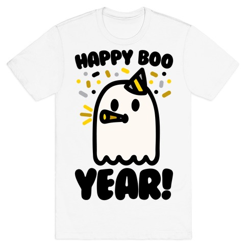 Happy Boo Year T-Shirt