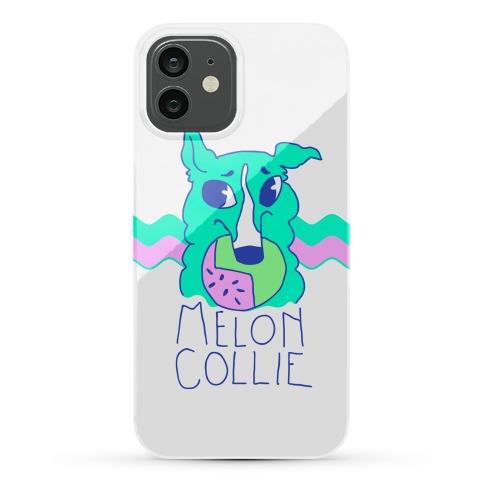 Melon Collie Phone Case