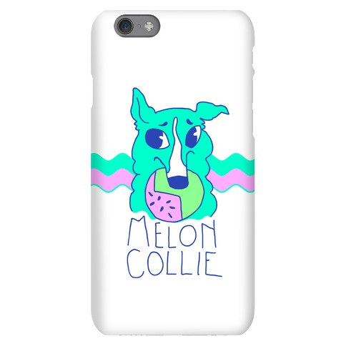 Melon Collie Phone Case
