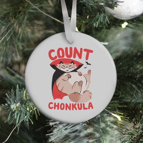 Count Chonkula Ornament
