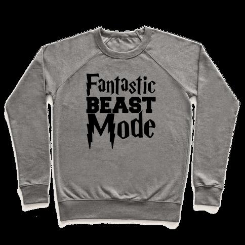 Fantastic Beast Mode Parody Pullover