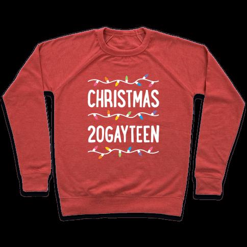 Christmas 20GAYTEEN Pullover