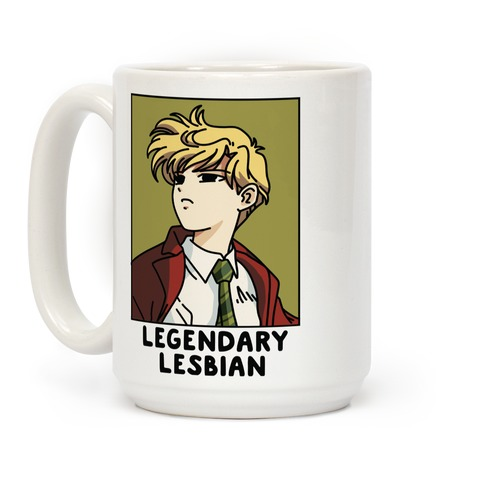 Lesbian Legend Uranus Coffee Mug