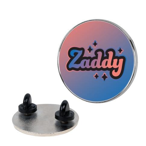 Zaddy Pin