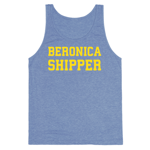 Beronica Shipper Tank Top