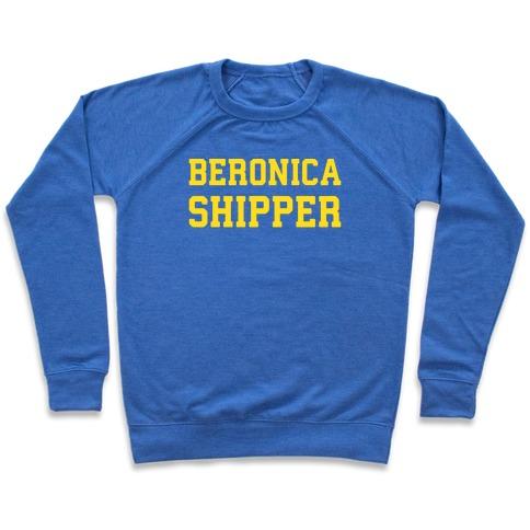 Beronica Shipper Pullover